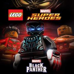 فيلم الكرتون ليجو الخارقين: النمر الأسود LEGO Marvel Super Heroes Black Panther 2018 مدبلج