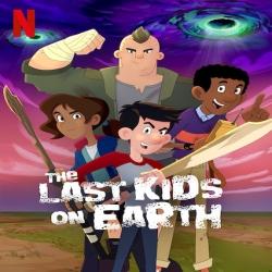 فيلم كرتون آخر طفل على الارض Last Kids On Earth مدبلج للعربية