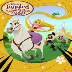 مسلسل كرتون رابونزل تانجلد الموسم الثالث Tangled The Series S3