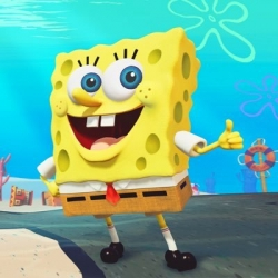 فيلم سبونج بوب The SpongeBob Movie: Sponge on the Run 2020