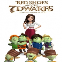 فيلم كرتون الحذاء الأحمر والسبعة أقزام Red Shoes and the Seven Dwarfs 2019