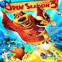 فيلم كرتون موسم صيد الجزء الثالث Open Season 2010 مدبلج للعربية