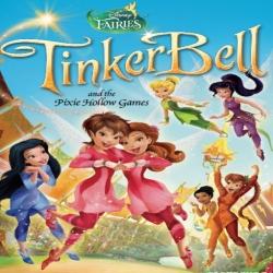 فيلم تنة ورنة Tinker Bell تينكر بيل العاب بيكسي هولو الاولومبية مترجم