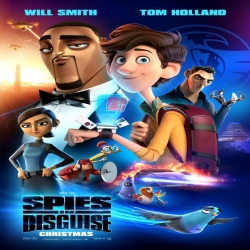فيلم كرتون Spies in Disguise 2019 جواسيس متنكرين مدبلج + نسخة مترجمة