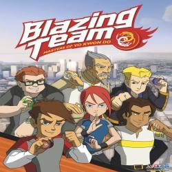 بليزنج تيم Blazing Team - مدبلج للعربية