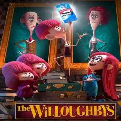 فيلم كرتون عائلة ويلوبي The Willoughbys 2020 مدبلج للعربية