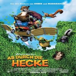 فيلم كرتون عبر السياج Over the Hedge 2006 مترجم