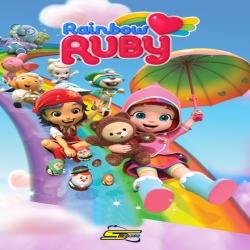 رينبو روبي Rainbow Ruby - مدبلج للعربية