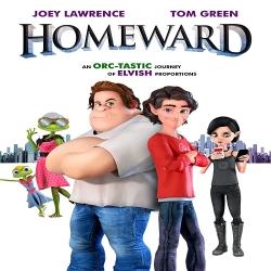 فيلم الكرتون اتجاه البيت Homeward 2020 مترجم للعربية
