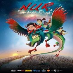 فلم الكرتون نور ومعبد التنين2017 Nur And The Dragon Temple مدبلج للعربية