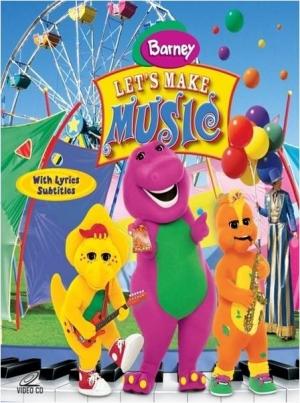 فيلم الكرتون بارني هيا نصنع الموسيقى Barney: Let's Make Music 2006 – مدبلج للعربية