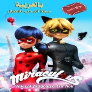الدعسوقة والقط الاسود الموسم الثالث