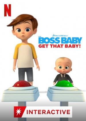 فيلم كرتون الطفل الزعيم: أمسكوا الطفل The Boss Baby: Get That Baby! 2020 مدبلج للعربية