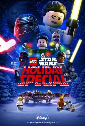 فيلم حرب النجوم الليجو: عرض الكريسماس The Lego Star Wars Holiday Special 2020 مترجم