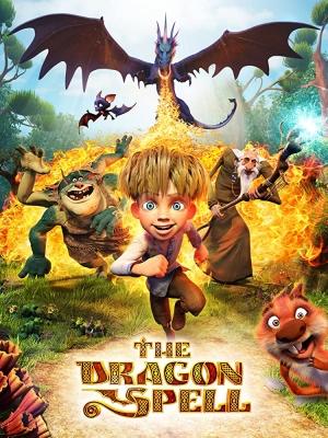 فيلم كرتون The Dragon Spell 2016 سحر التنين مترجم