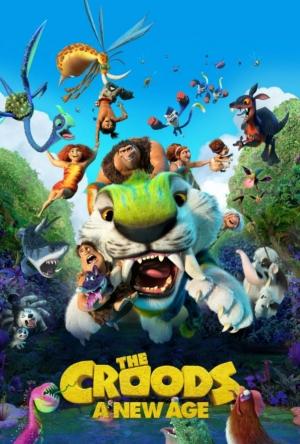 فيلم كرتون عائلة كرودز: عصر جديد The Croods: A New Age 2020 مدبلج للعربية + نسخة مترجمة
