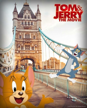 فيلم توم وجيري Tom and Jerry 2021 - مترجم