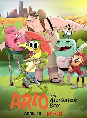 فيلم الكرتون آرلو الفتى التمساح Arlo the Alligator Boy 2021 مدبلج باللهجة المصرية+الفصحى