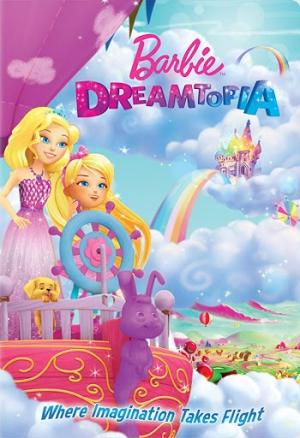 فيلم باربي دريم توبيا Barbie Dreamtopia 2017 دريمتوبيا مهرجان المرح مدبلج