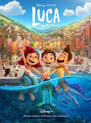 فيلم كرتون لوكا Luca 2021 مترجم للعربية