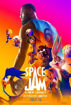 فيلم فضاء جام : ميراث جديد Space Jam A New Legacy 2021 - مترجم للعربية