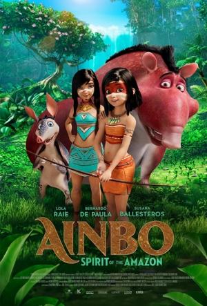 فيلم الانمي أينبو Ainbo 2021 مترجم