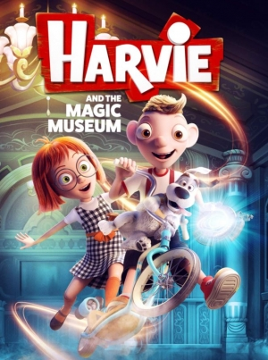 فيلم كرتون Harvie And The Magic Museum 2017 هارفي ومتحف السحر مترجم