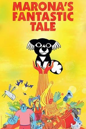 فيلم الكرتون حكاية مارونا الرائعة 2019 Maronas Fantastic Tale مترجم