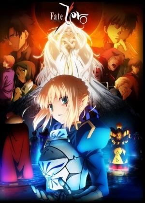 مسلسل الانمي القدر / زيرو Fate Zero الموسم الاول مترجم