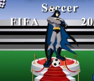 Batman Soccer باتمان يلعب كرة القدم