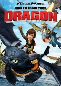 شاهد فلم الكرتون كيف تروض تنينك How to train your Dragon 2010 مدبلج للعربية