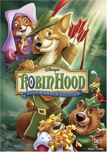 #شاهد فلم الكرتون روبن هود Robin Hood 1973 مدبلج للعربية