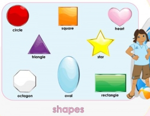 English for kids_ Shapes