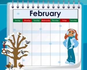English for Kids Calendar اللغة الإنجليزية للأطفال التقويم