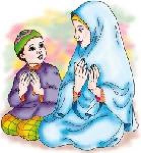 تبرع مقابل تعليم الصلاة للاطفال