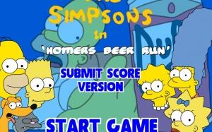 لعبة عائلة سمبسون