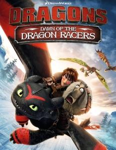 مشاهدة ممتعة : فلم الكرتون متسابقي التنانين Dragons: Dawn of the Dragon Racers 2014 مترجم