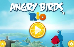 لعبة ريو الطيور الغاضبة