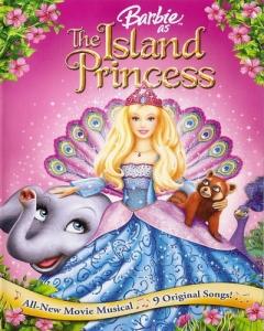 فلم باربي اميرة الجزيرة Barbie as The Island Princess 2007 مدبلج للعربية