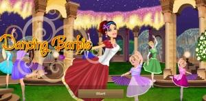 لعبة رقص باربي