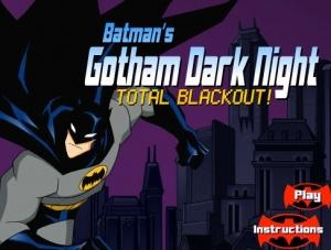 لعبة العاب باتمان Batman Dark Night