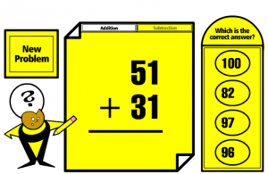 لعبة تعليم الرياضيات