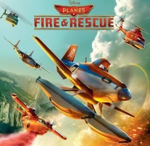 شاهد فلم الكرتون طائرات حرائق وانقاذ Planes Fire and Rescue 2014 مدبلج للعربية