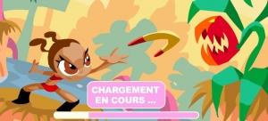 لعبة  La Foret Auxmille Dangers