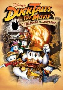 فيلم بطوط كنز المصباح المفقود DuckTales the Movie: Treasure of the Lost Lamp 1990 مدبلج للعربية