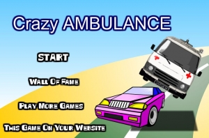 لعبة Crazy Ambulance