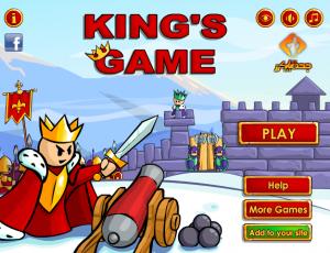 لعبة صراع الملوك