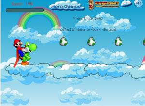 ماريو مغامرة الكبرى 5