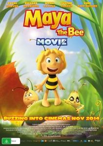 فلم الكرتون مايا النحلة Maya the Bee Movie 2014 مدبلج للعربية