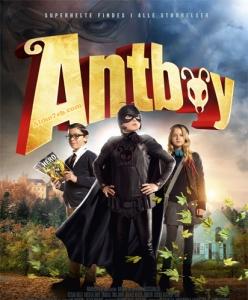 فلم المغامرة والكوميديا العائلي Antboy: Revenge of the Red Fury 2014 مترجم